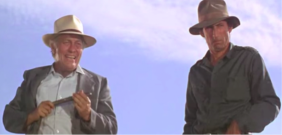 """""""What we've got here is... failure to communicate. Some men you just can't reach."""" -Captain, Cool Hand Luke"""