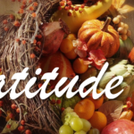 Giving Thanks at Captivated